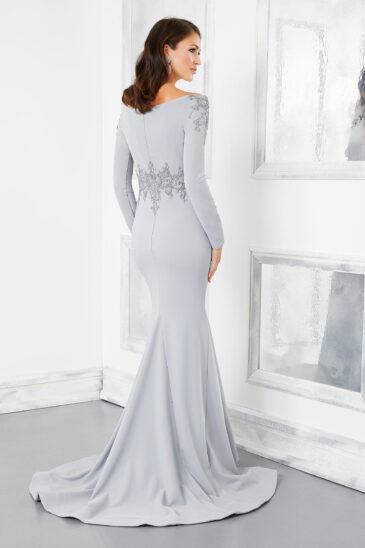 Vestido para Mamá 72308 - Gris
