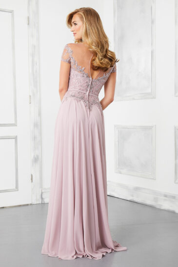 Vestido para Mamá 72309 Rosa