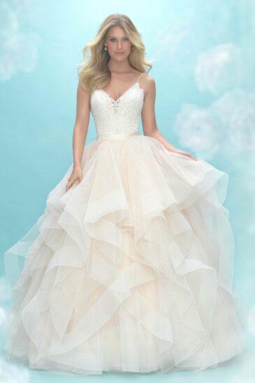 Vestido de Novia 9450