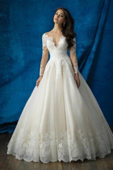 Vestido de Novia 9366