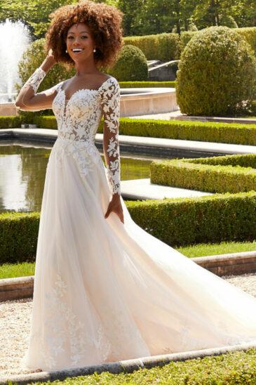 Vestido de Novia Plus 5902